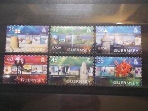 GB-Guernsey-2004-Commemorative-Stamps-Holidays-Fine-Used-Set-UK-Seller