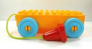 Lego Duplo Item Pull Along 6x10 Building Base