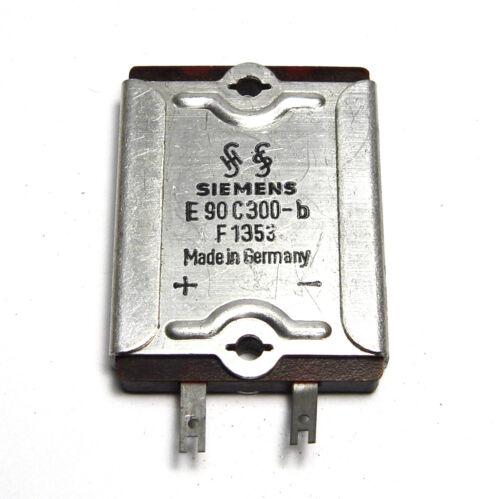 e90 c300-b nos Siemens sélénium-plat redresseur//radio redresseur
