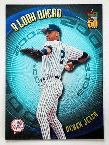 2001 Topps A Look Ahead Baseball Cards Pick From List