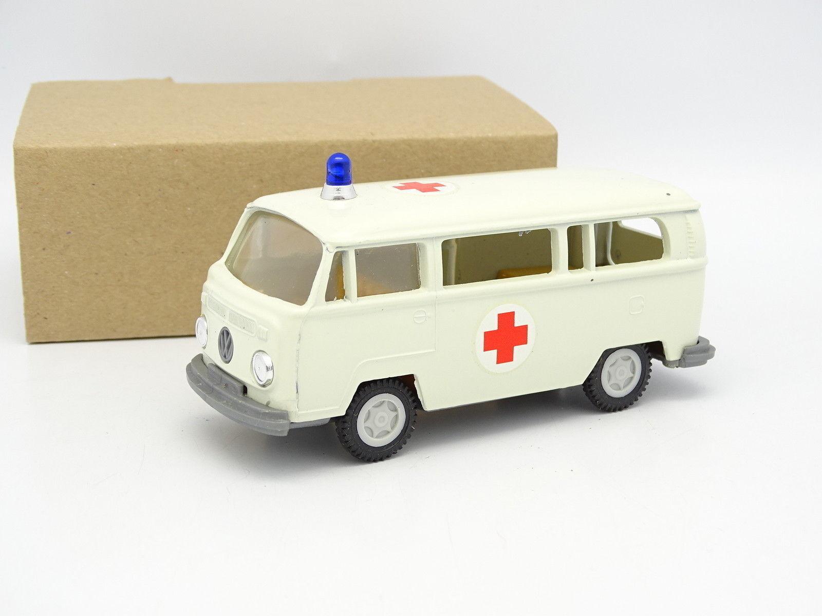 Gama mini - exxon 1   43 - vw - kombi - t2 krankenwagen