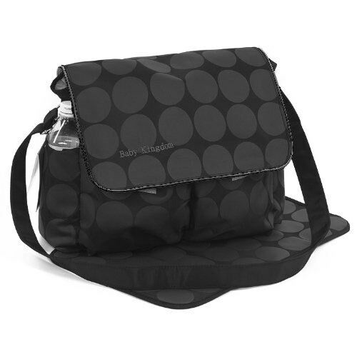 Baby Reino Lunares Pañal para cambiar pañales Bolsas Set rosa//negro Color opción
