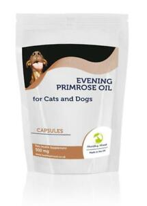Evening-Primrose-Oil-500mg-for-Cats-and-Dogs-Pets-x250-Capsules-Letter-Post-Box