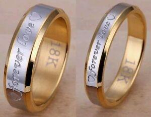 anelli color oro