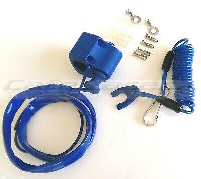 YAMAHA BANSHEE 350 1987–2006 Pull Tether Kill Switch Engine Safety Stop