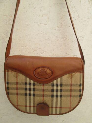 Main Vintage Burberrys À Authentique Sac Bag London UqTOO7