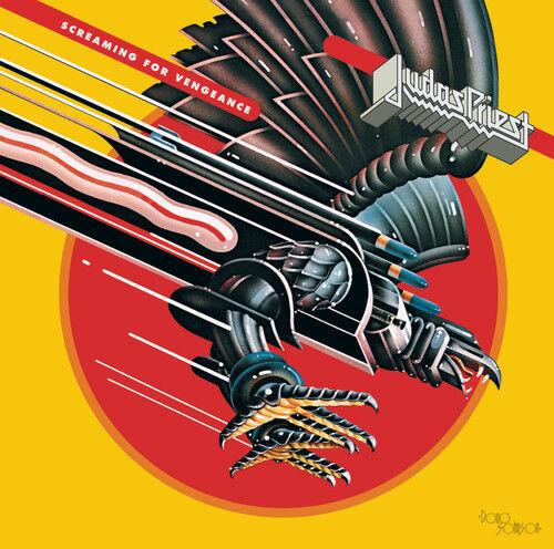 Judas Priest - Screaming For Vengeance [New Vinyl LP] 180 Gram, Download Insert