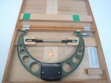 11-12 INCH C-TYPE OUTSIDE MICROMETER .0001 INCH 4200-0162