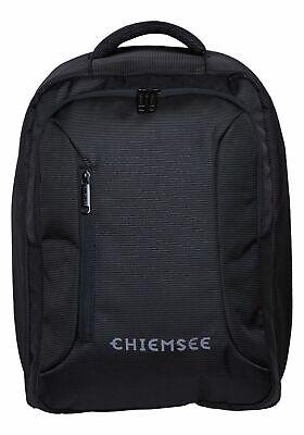 Delizioso Chiemsee Zaino Secure Backpack Deep Black