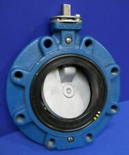 """NORRISEAL R3011-T3SS-1J 4"""" BUTTERFLY VALVE NNB"""