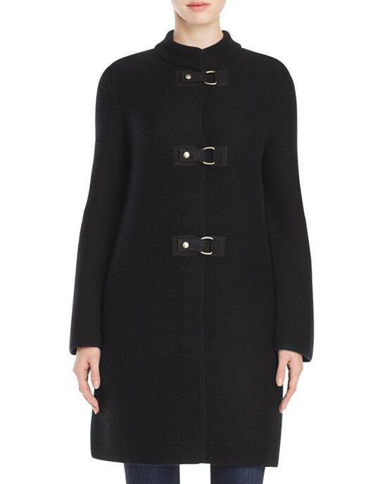 2017 Tory Burch Ross La Lana Merino Suéter Abrigo Chaqueta  Precio   550.00 Nuevo  online al mejor precio