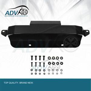Fit-for-Toyota-Landcruiser-75-Series-Black-Bash-Plate-Front-Sump-Guard-Premium