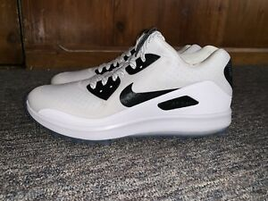 50e9b07284a6b4 Mens Nike AIR ZOOM 90 IT Golf Shoes RORY MCILROY 844569 100 White ...