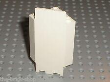 LEGO White Panel Corner Wall ref 2345 / set 725 6414 4020 6972 6783 1682 ...etc