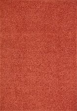 PREMIUM Solid Color Shag Area Rug Red Orange Grey Brown Green Beige Blue Shags