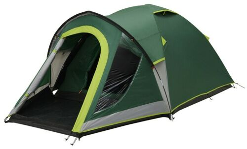 Coleman green kobuk valley plus 4 person dome tent