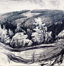 Paul grandi (1873-1942 Dresda) alla Elster (Sassonia) 1927 nuove di realismo