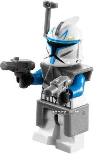 GRATIS pistole LEGO STAR WARS-IL CAPITANO REX Figura Antenna-Bestprice-NUOVO
