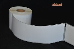 "12 Rolls Dymo Compatible 99019 Postage Labels(150pcs/roll)2-5/16"" x 7-1/2"""