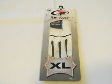 Top Flite mens left xlarge XL glove golf 5310071 cadet white NEW