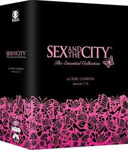 Sex-and-the-City-The-Essentials-Collection-18-DVD-ITA-ORIGINALE-SIGILLATO