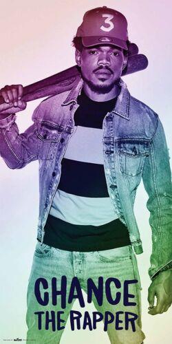 "Chance The Rapper NEW Slim Poster 12/"" x 24/"" Bat"