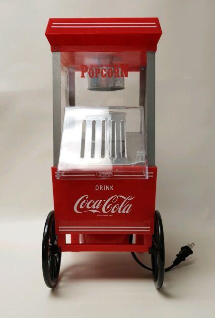 COCA COLA COKE POPCORN MACHINE  NEW!!