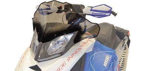Cobra 12 Tint Windshield Ski-Doo All Rev XP Chassis 2008-2014