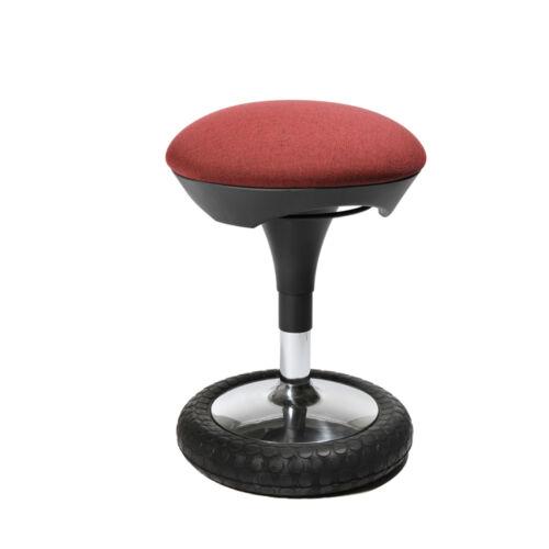 Dreh-Hocker Bürostuhl Schreibtisch Topstar Sitness 20 bordeaux dunkelrot B-Ware