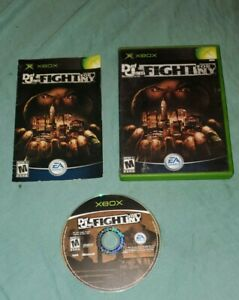Def Jam: Fight for NY (Microsoft Xbox, 2004) - Complete with Manual - Tested