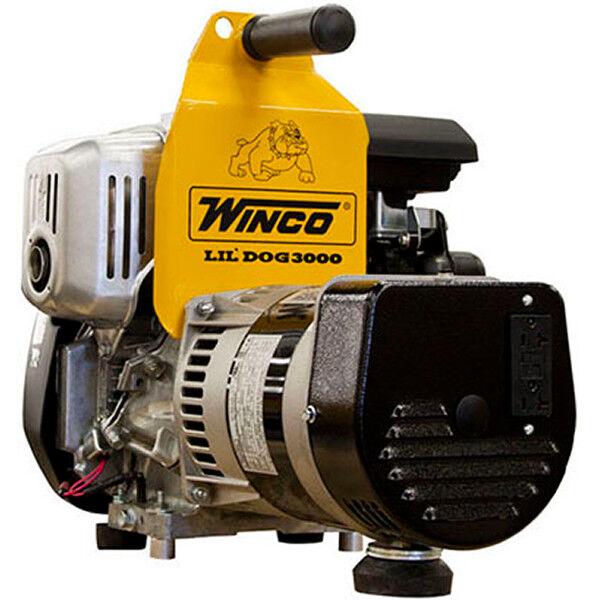 WinCo W3000H Industrial Series Portable Generator 3000 Watt Gas 120v Honda  3000w | EBay