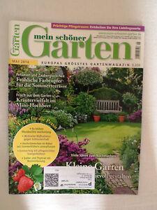 Zeitschrift : Mein schöner Garten Mai 2014   eBay