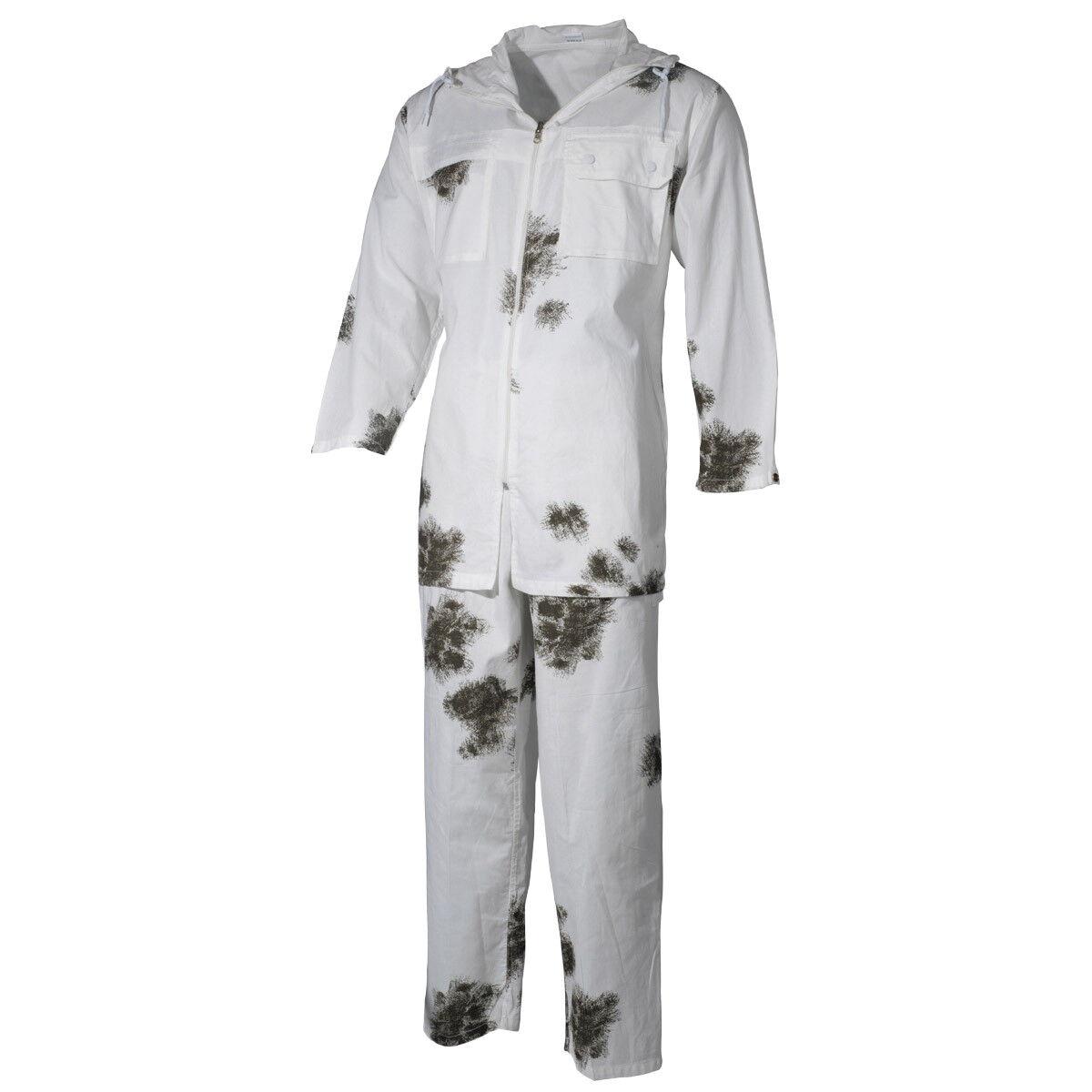 MFH BW BW BW Kombination 2-teilig Set Jacke Hose Camouflage Airosft Hunting Snow Camo ef6af0