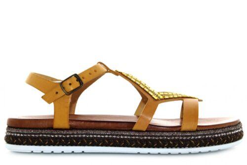 Concept P20u shoes woman sandal 466 / ISMA YELLOW