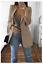 Women-Slim-Casual-Blazer-Jacket-Top-Outwear-Long-Sleeve-Career-Formal-Long-Coat thumbnail 16
