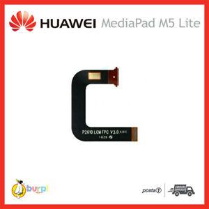 FLAT FLEX HUAWEI MEDIAPAD M5 LITE BAH2-L09 W09 W19 SCHEDA MADRE LCD DISPLAY PCB