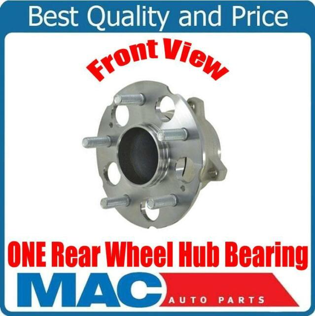 One Rear Wheel Hub Bearing For Acura RDX 14-15 3.5L & For