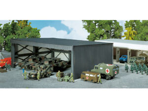 Herpa-745994-h0-Herpa-military-vehicule-Sous-Stand-Kit
