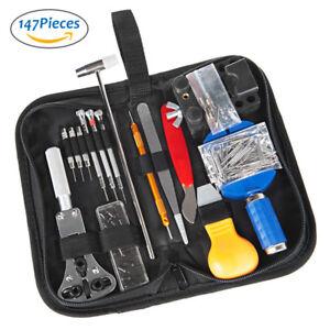 147-PCS-Watch-Repair-Tool-Kit-Professional-Spring-Bar-Watch-Band-Link-Pin-Tools
