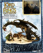 The Lord Of The Rings Aome Battle Scenes Pelennor Fields With Fell Beast