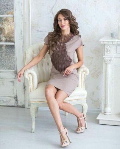 Handmade Gift Art Style Exclusive Tie OOAK Tatting Lace-Weaving Knitting Woman