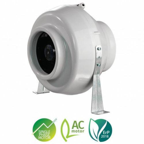 Conducto en Línea Ventilador Centrífugo Extractor de cocina hidropónica Ventilador de Baño 315
