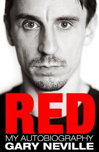 1 of 1 - Red: My Autobiography By Gary Neville. 9780593065600