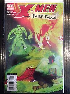 X-Men-Fairy-Tales-3-VF-1st-Print-Marvel-Comics