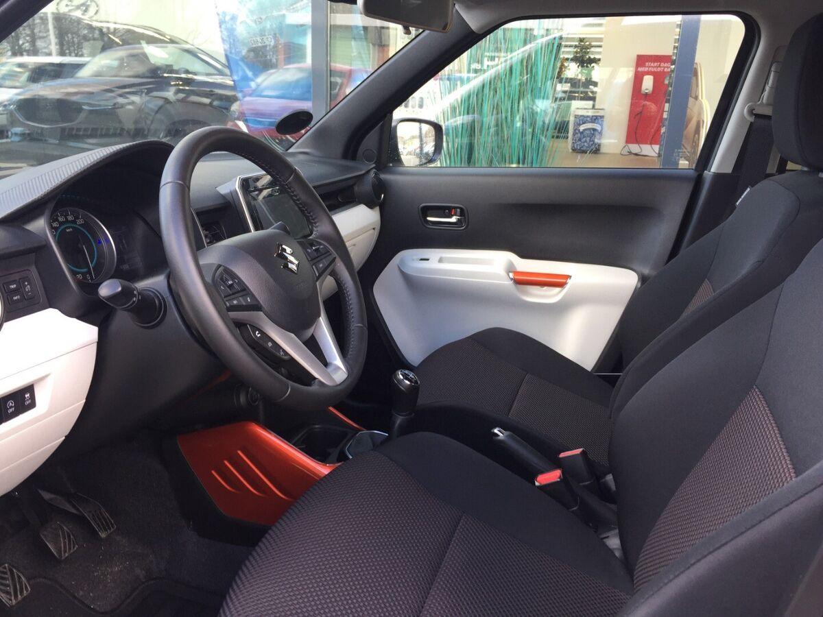 Suzuki Ignis Dualjet Adventure SHVS