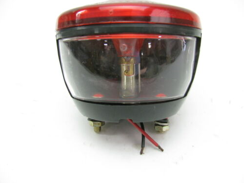 """Tail 4/"""" Round Two Stud Stop Light Lamp W//license Light   Grote 50852-5"""