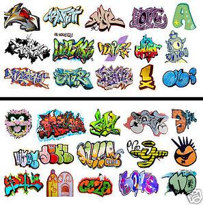 N scale Graffiti 2-Pack #8 - temps votre Boîte De Voitures, cicadelles, & GONDOLES! économisez 2 $!