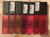Maybelline Color Sensational Vivid Matte Liquid