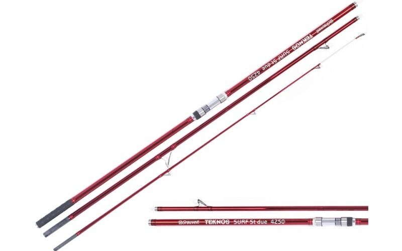 greyvell Teknos Surf ST Due Rod - 4250 - 14ft - 187067