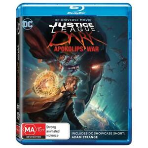 JUSTICE-LEAGUE-DARK-APOKOLIPS-WAR-BLU-RAY-NEW-amp-SEALED-NEW-RELEASE-FREE-POST